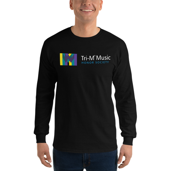 Tri-M (Long Sleeve T-Shirt)