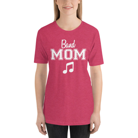Band Mom (Short-Sleeve Unisex T-Shirt)