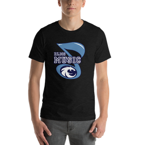 RLMS Music (Short-Sleeve Unisex T-Shirt)