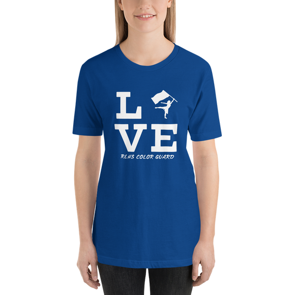 Guard Love (Short-Sleeve Unisex T-Shirt)