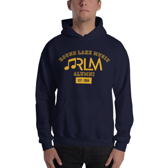 Alumni Music (Hooded Sweatshirt)