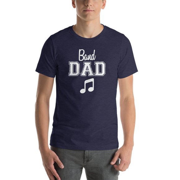 Band Dad (Short-Sleeve Unisex T-Shirt)