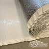 BlueTex™ Supreme Foil/White (6mm Foam + Radiant Barrier) - 300 sq ft