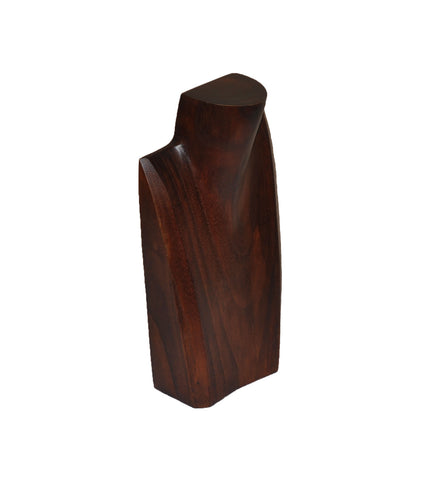10 inch Solid Wood Neck Display