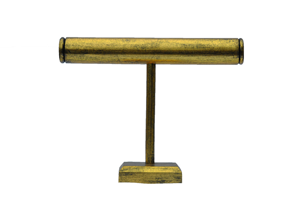 "8"" T-Bar, Antique Gold"