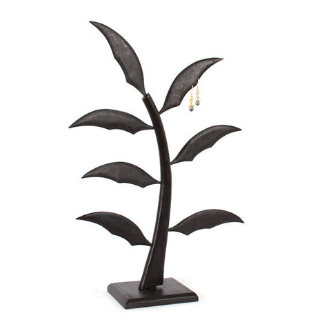 Large (20 inch) Earring Tree - Black