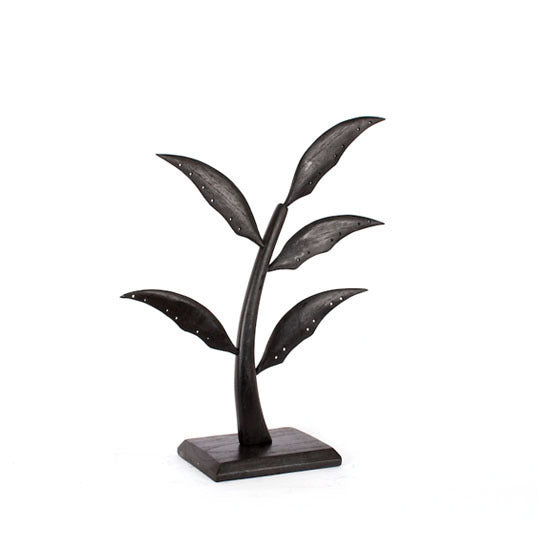 Small (14.5 inch) Earring Tree - Black