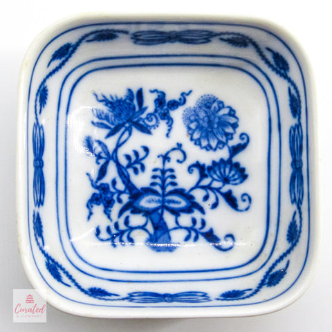 Blue & White Trinket Bowl