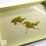 Japanese Lacquered Tray