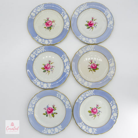 Spode Copeland Luncheon Plates - Set of Six
