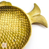 Brass Fish Tray