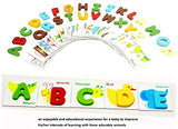 Kosbon Baby Flash Cards Animals Alphabet