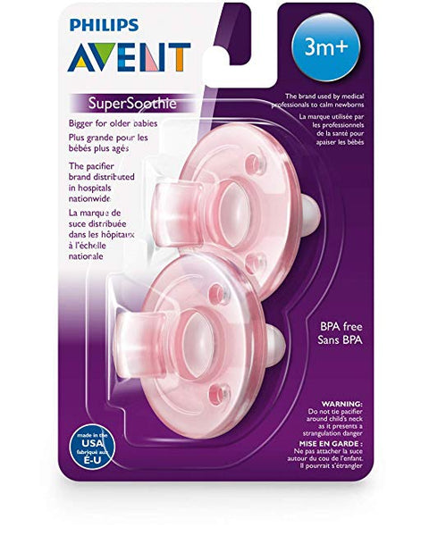 Avent Pacifier 3m+