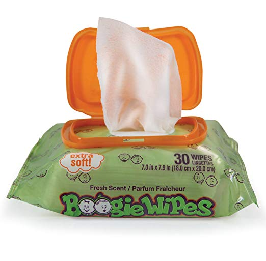 Boogie Wipes - Scented