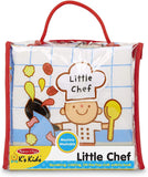 Soft Activity Book – Little Chef