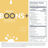 Lactation Booby Boons - Salted Caramel