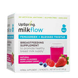 Upspring Milkflow - 18 packets - Berry