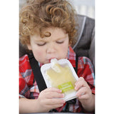 Infantino feeding pouches - 10 pcs