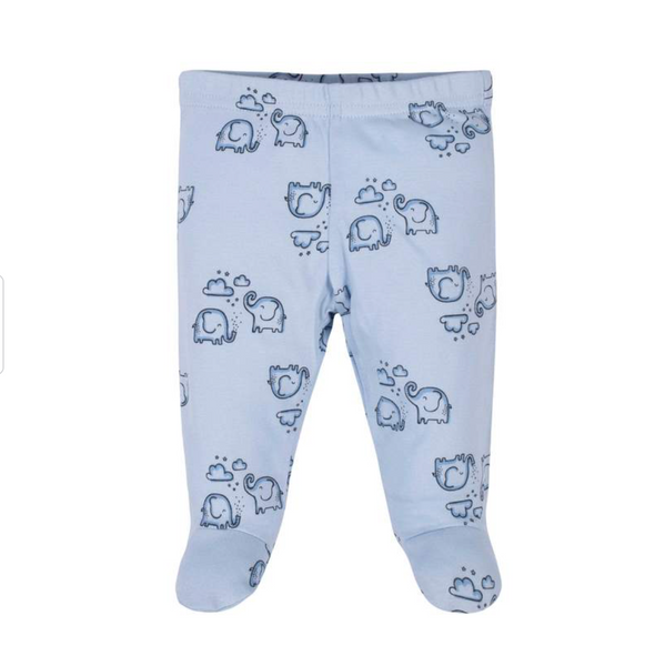 0-3 months - 3 Piece Elephant set