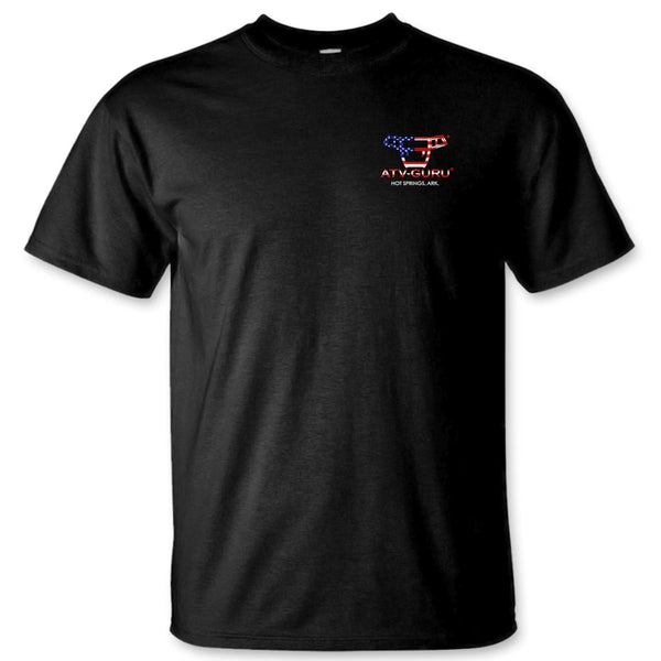 "ATV-Guru ""Patriotic"" T-Shirt"