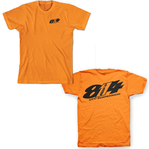 "814 UTV Suspension ""Logo"" T-Shirt"