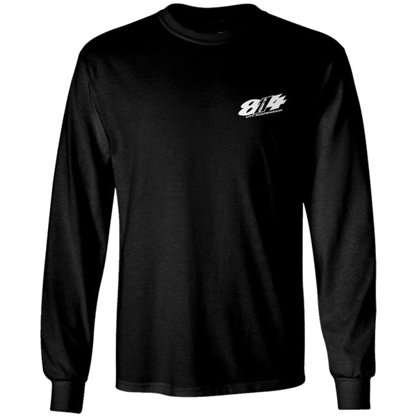 "814 UTV Suspension ""Logo"" Long Sleeve T-Shirt"