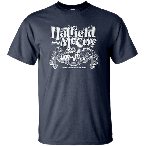 "Hatfield - McCoy Trails ""All Trails"" T-Shirt"