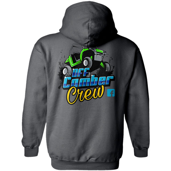 Off Camber Crew Hoodie