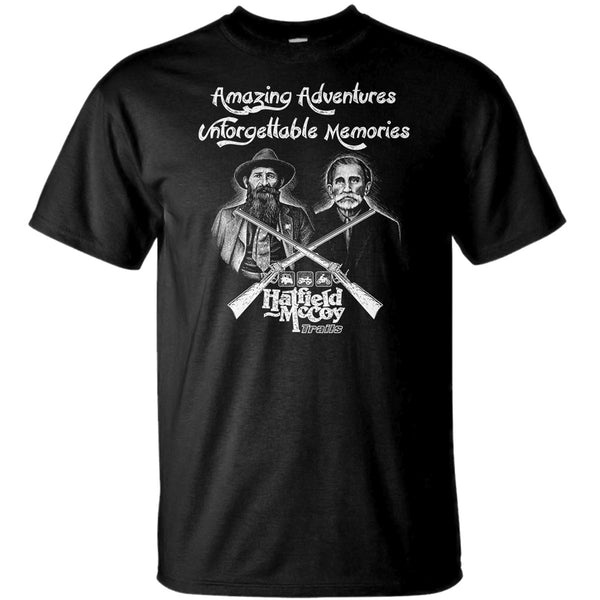 "Hatfield - McCoy Trails ""Amazing Adventures"" T-Shirt"