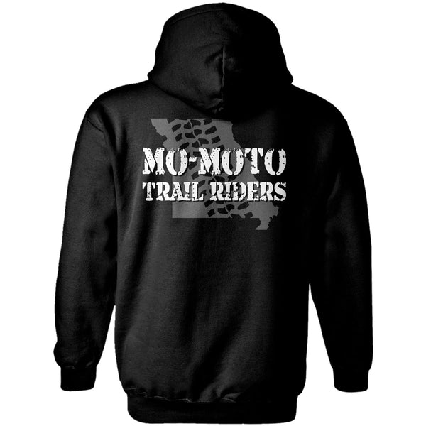 Mo-Moto Trail Riders w/State Hoodie