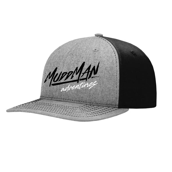 Mudd Man Adventures Trucker Twill Back Hat