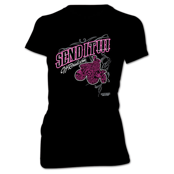 "Send It Offroad ""Ladies Launch"" T-Shirt"