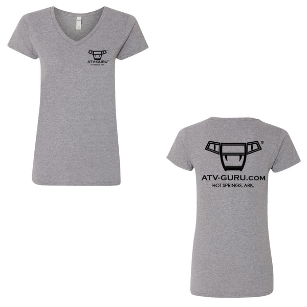 ATV-Guru Women's V-Neck