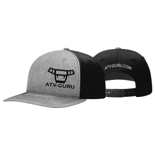 ATV-Guru Trucker Twill Back Hat