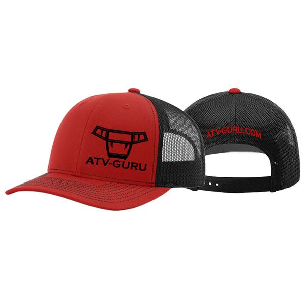 ATV-Guru Trucker Mesh Back Hat