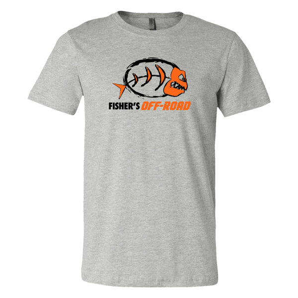 Fisher's Off-Road Color Logo T-Shirt