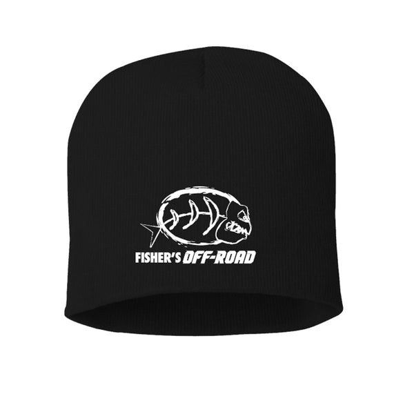 "Fisher's Off-Road 8"" Knit Beanie"