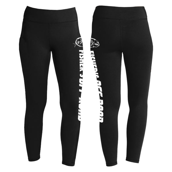 Fisher's Off-Road Ladies Leggings