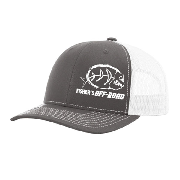Fisher's Off-Road Trucker Mesh Hat