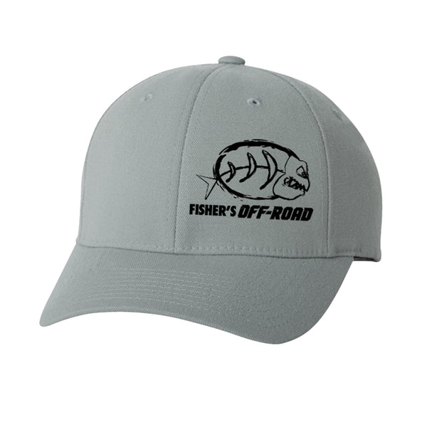 Fisher's Off-Road FlexFit Hat