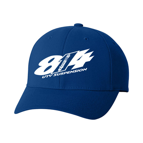 814 UTV Suspension FlexFit Hat