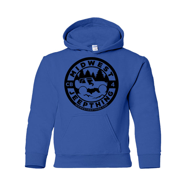 Midwest Jeepthing Youth Hoodie