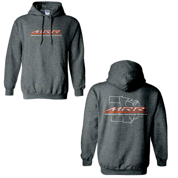 "Midwest Recreational Riders ""States"" Hoodies"