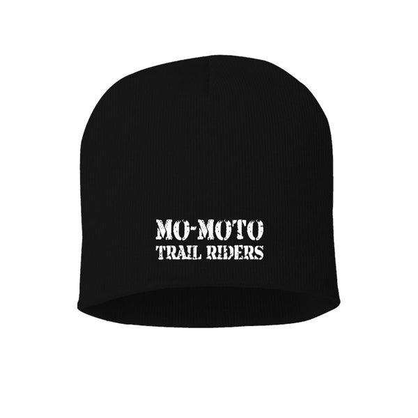 Mo-Moto Trail Riders Knit Beanie