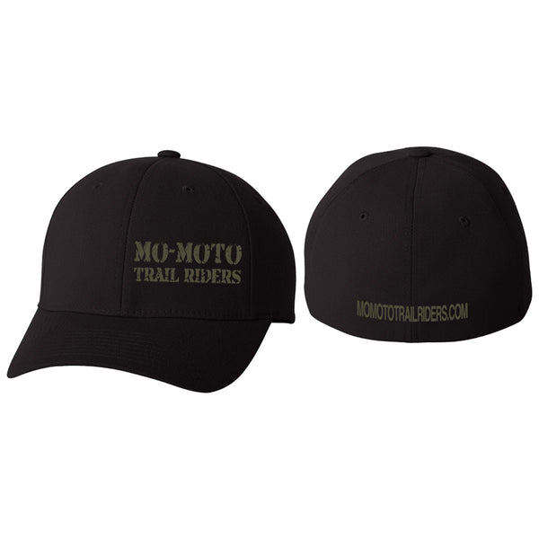 Mo-Moto Trail Riders FlexFit Hat