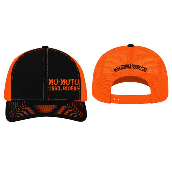 Mo-Moto Trail Riders Trucker Mesh Hat