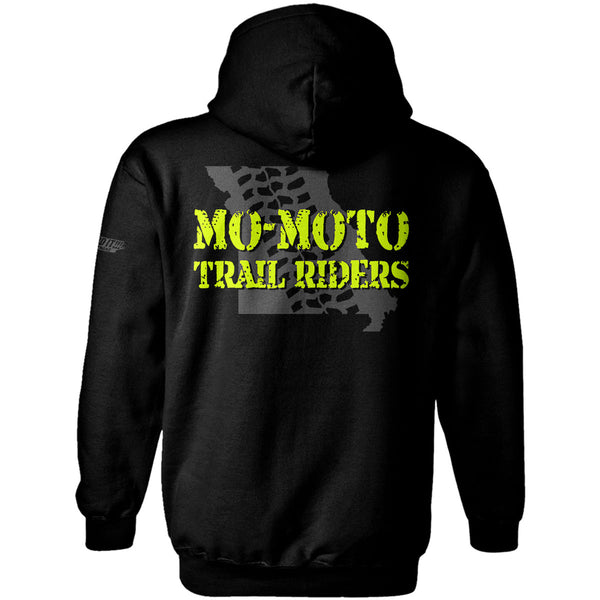 "Mo-Moto Trail Riders ""This is My Riding Shirt"" Hoodie"