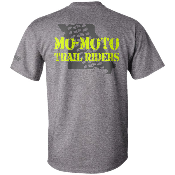 "Mo-Moto Trail Riders ""This is My Riding Shirt"" T-Shirt"