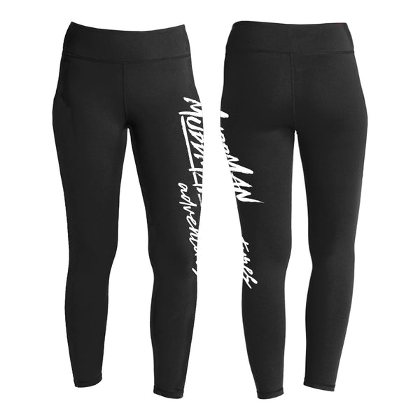 Mudd Man Adventures Ladies Leggings