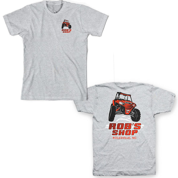 Rob's Shop Logo T-Shirt